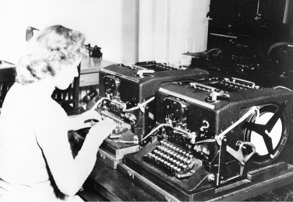 2. Dünya Savaşı şifreleri