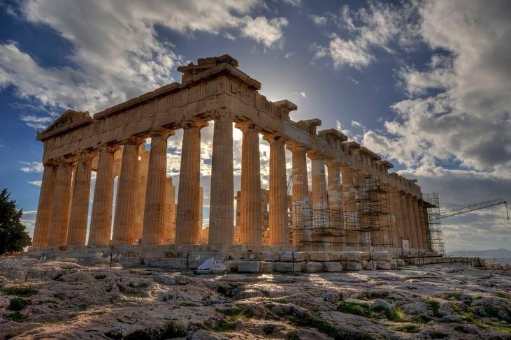İlk Çağ antik döneminin önemli ülkeleri