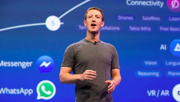Mark Zuckerberg Facebook'ta Android Kullanılmasını İstedi