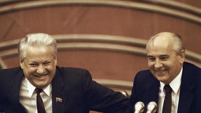 Sovyetler Birliği'nin çöküşünü