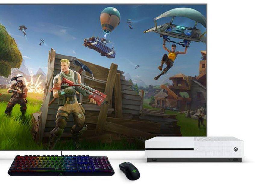Xbox One Klavye ve Fare Desteğine Kavuştu