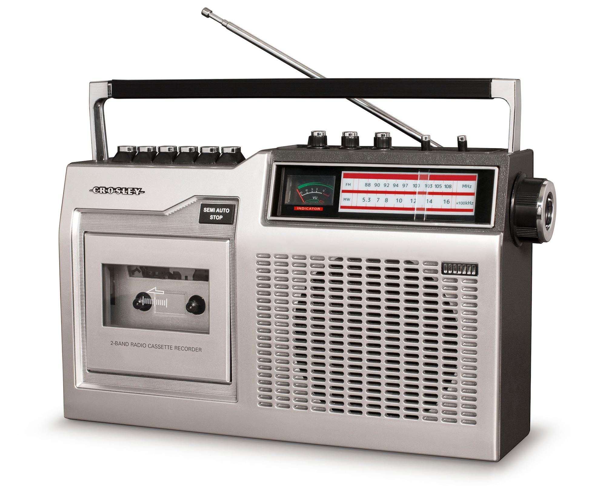 Crosley retro kaset çalar
