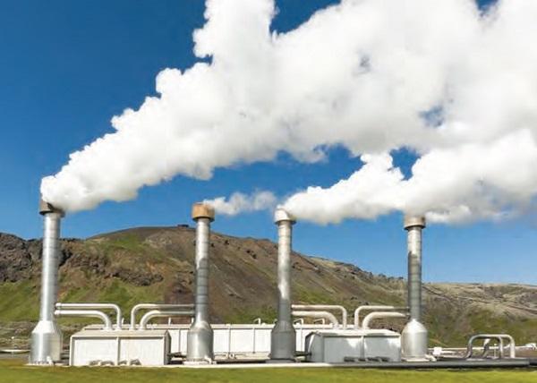 buhar enerjisinin gelişiminde Jeotermal güç - 20.yüzyıl başları