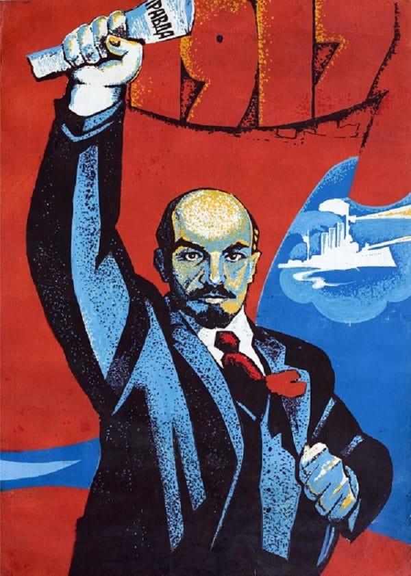 Sovyet propagandasında sanat