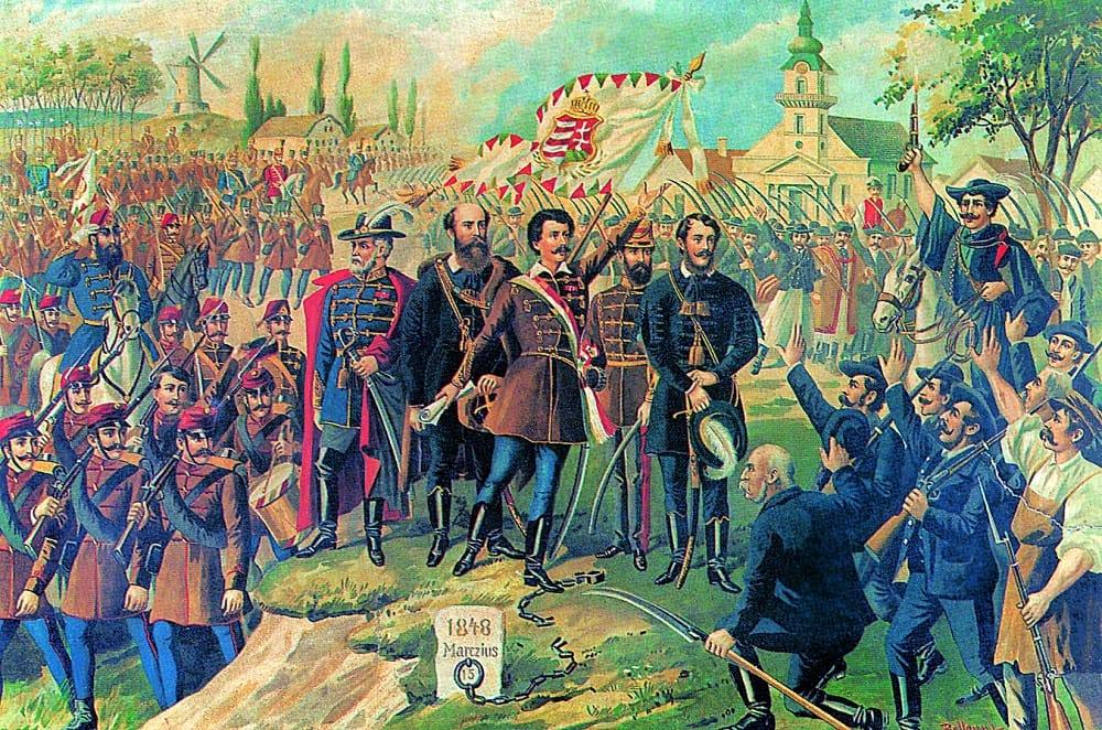 Avrupa'da 1848 devrimleri