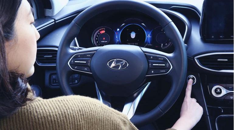 Hyundai parmak iziyle çalışan araba geliştirdi