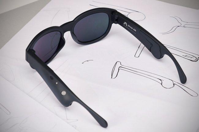 Artırılmış gerçeklik güneş gözlüğü ile tanışın