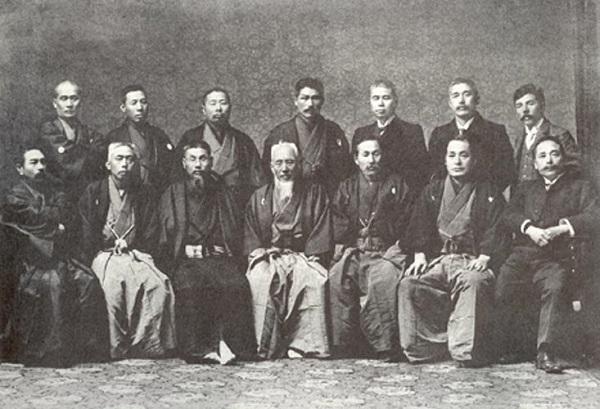 Japon yeraltı dünyası / Gen'yōsha