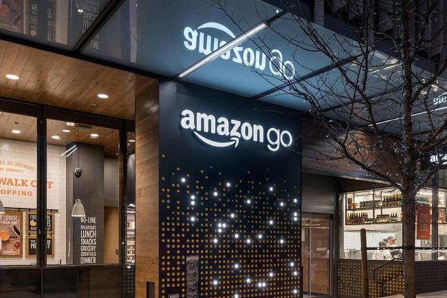 Amazon'un Kasiyersiz Market Teknolojisi Genişliyor