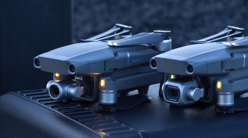 Fotoğraf ve video çekimleri için en iyi drone: DJI Mavic 2 Pro