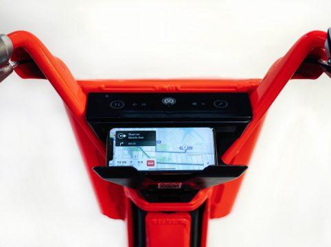 elektronik uber bisikleti