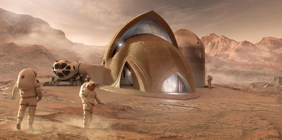 İlk Marslı insan değil yapay zeka olabilir