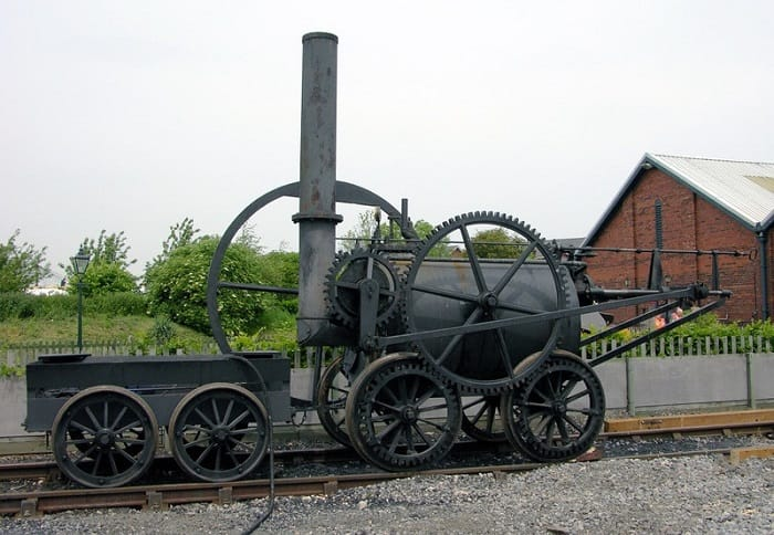 Penydarren lokomotifi