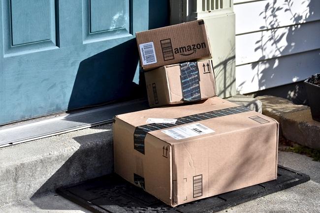Sahte Amazon kutuları