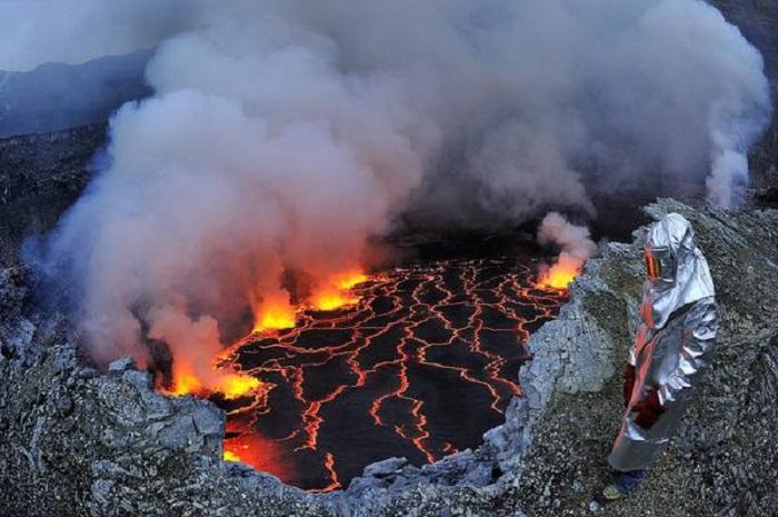 Volkan bilimci olmak