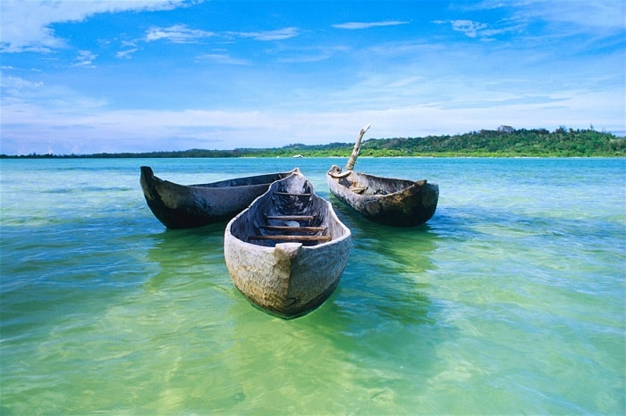Île Sainte-Marie, Madagaskar