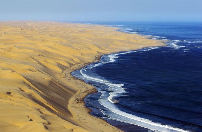 Skeleton Coast, Namibya