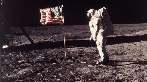 Stephen Curry'ye göre ABD Ay'a hiçbir zaman inmedi