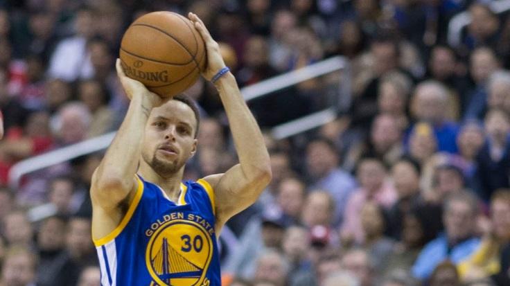 Stephen Curry: ABD Ay'a hiçbir zaman inmedi