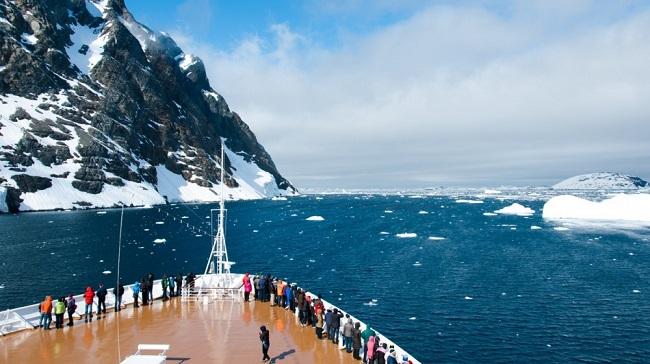 Buzulların erime hızı araştırmalara göre yüzde 240 arttı
