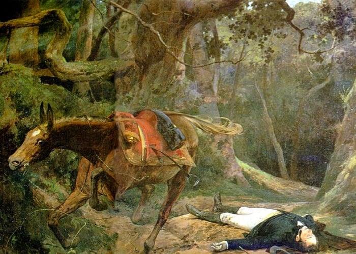 Bolivarcı devrim /  Antoniop Jose de Sucre, Bolivar'ın en güvendiği askerdi. Suikast sonucu öldü