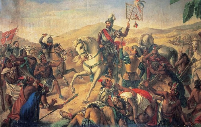 Hernan Cortes savaş tarihinin en büyük yağmacılarından birisi olmuştur