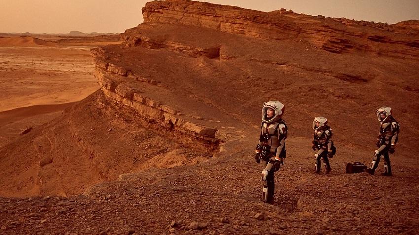 2032'de Mars'ta koloni kuracak ilk çiftle tanışın