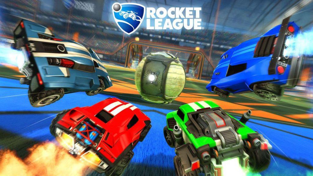 Rocket League PS4'te Xbox, Switch ve PC'ye karşı oynanacak