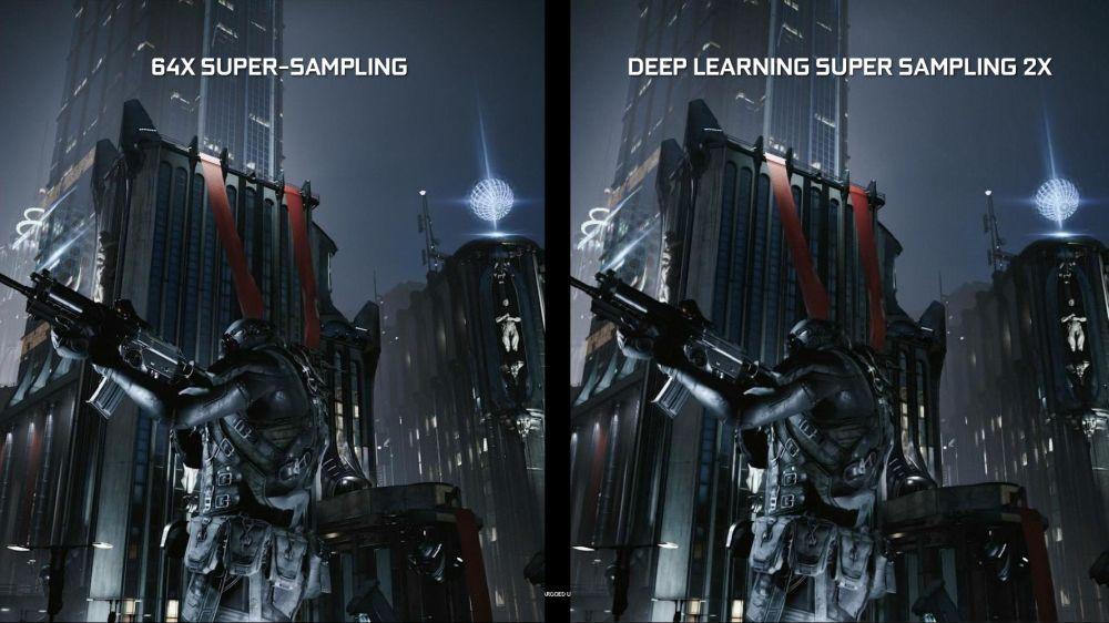 Nvidia DLSS nedir