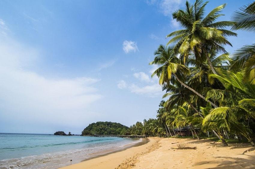 Bom Bom Island, Príncipe