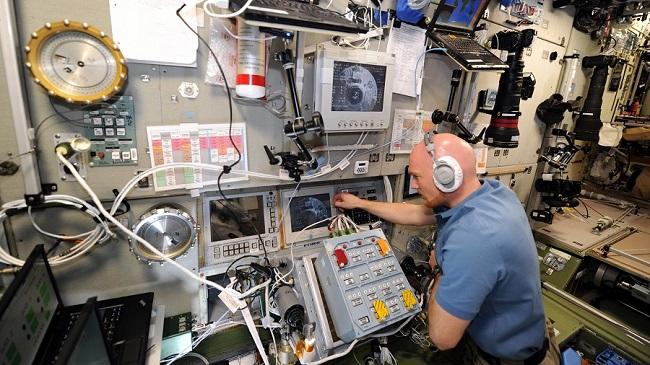 Uzaydan Dünya'yı aramak isterken yanlışlıkla 911'i aradı