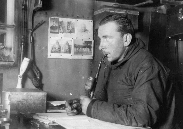 Alfred Wegener / Greenland