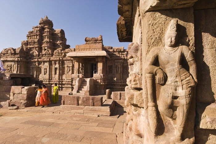 Güney Hindistan / Badami, Aihole ve Pattadakal, Karnataka