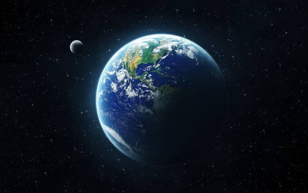Dünya'nın dönüş hızı / Dünya ne kadar hızlı hareket eder?