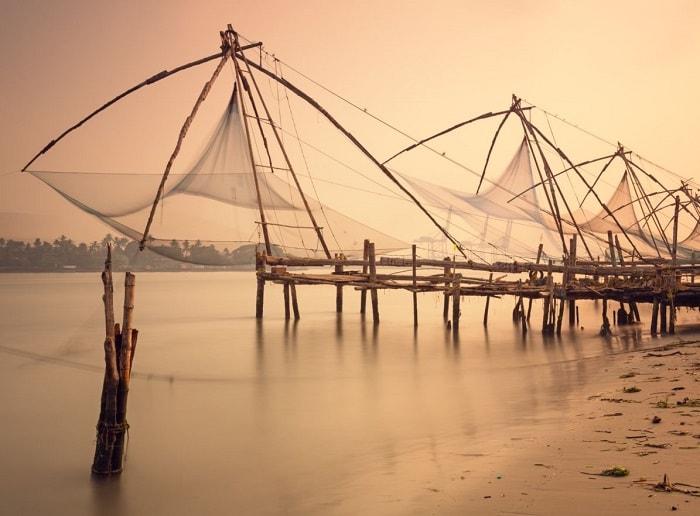 Güney Hindistan / Fort Kochi, Kerala