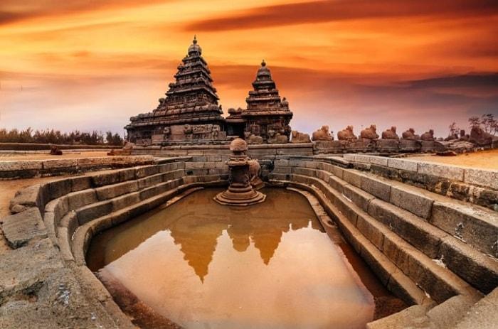 Mammallapuram (Mahabalipuram), Tamil Nadu