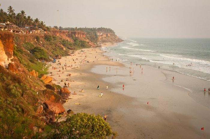 Güney Hindistan / Varkala, Kerala