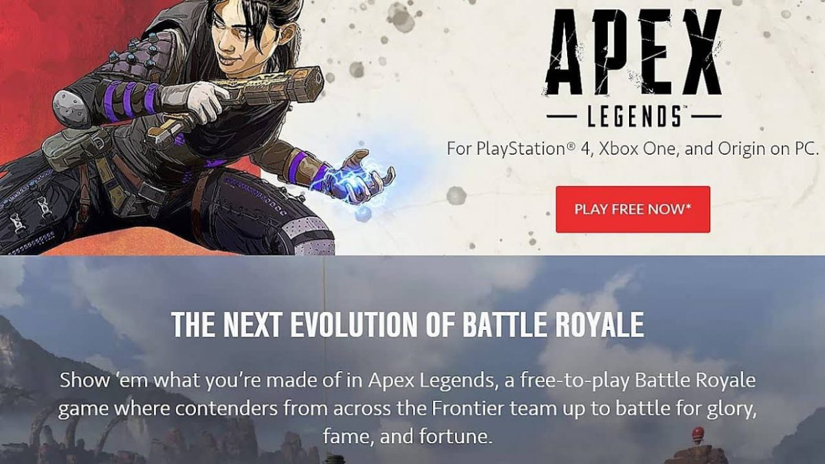 Apex Legends nasıl indirilir