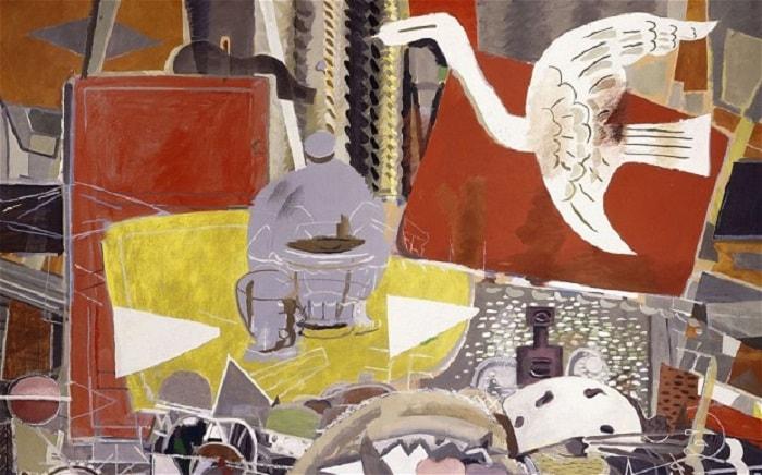 Soyut sanat akımları / Kübizm / Georges Braque