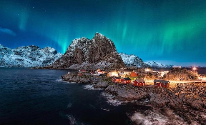 İskandinav ülkeleri / Norveç