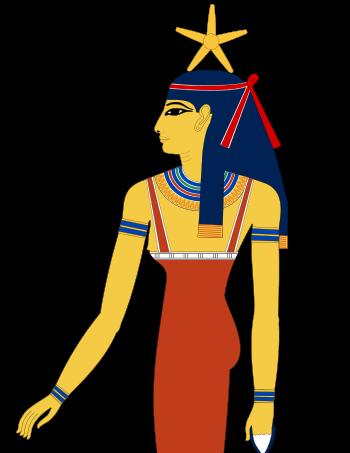 Sopdet, Sirius yıldızı ile kişileştirilen eski Mısır tanrıçası