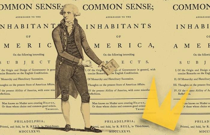 Thomas Paine Comman Sens