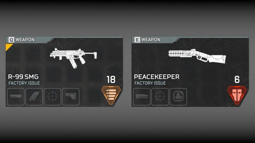 r-99 peacekeeper