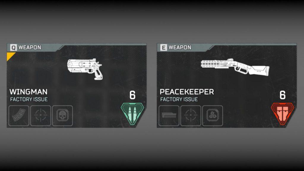 En iyi silahlar apex legends