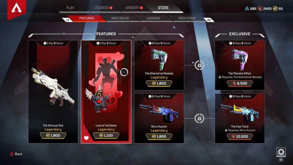 apex battle pass store Apex Legends