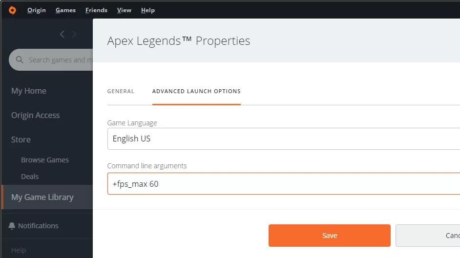 apex legends fps sabitleme input lag