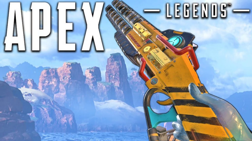Apex Legends Güncellemesi: Hitbox, Peacekeeper ve Wingman