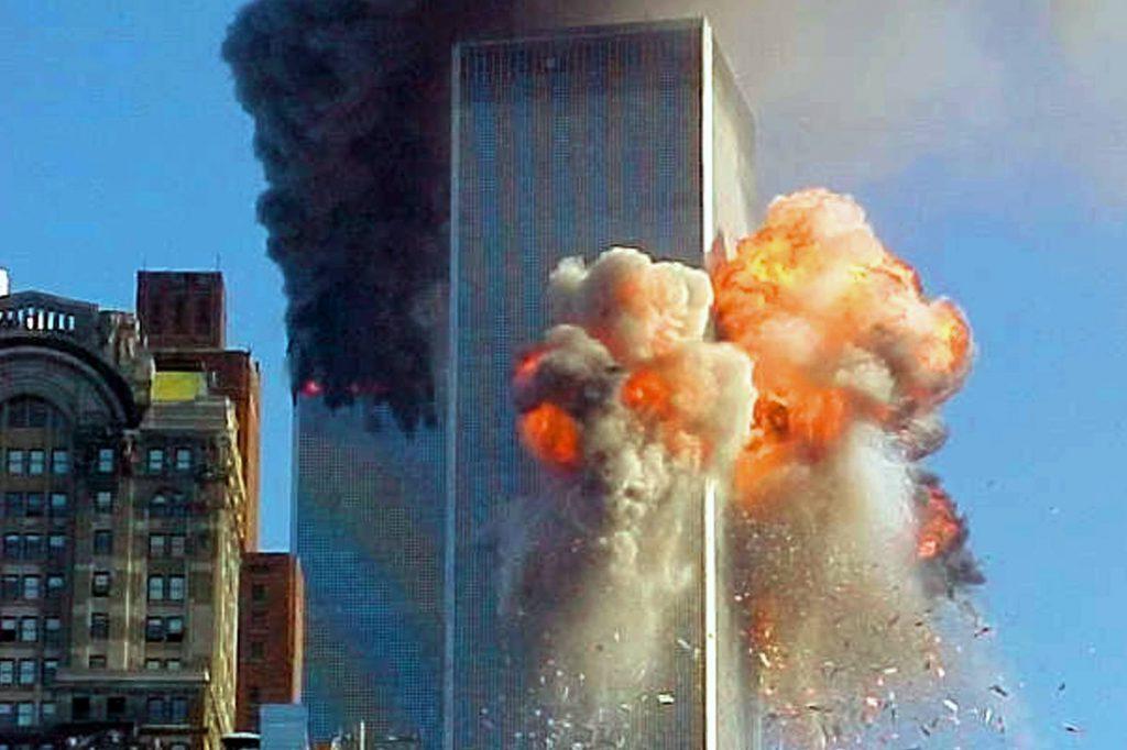 Amerikan 11 eylül terör saldırısı