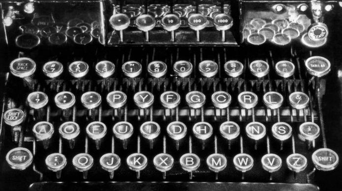 qwerty klavyenin tarihi dvorak klavye
