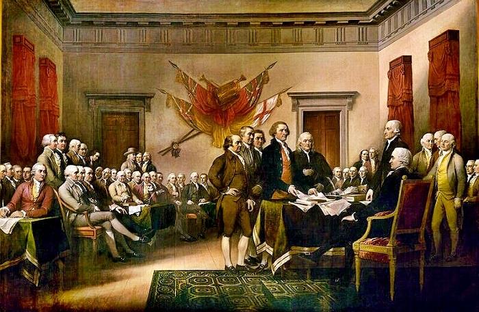 Amerikan Bağımsızlık Bildirgesi  / First Prayer of the Continental Congress, 1774